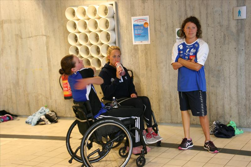 ol gull svømming paralympics